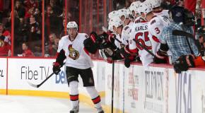 Game Day- Struggling Senators Host Stars