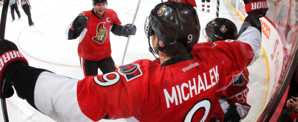 Game Day- Senators Host Silfverberg, Ducks