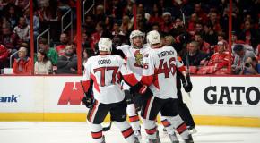 Senators vs. Capitals- Highlights