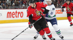 Game Day- Canucks and Senators at the CTC