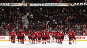 Sabres vs. Senators- Highlights