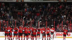 Senators Destroy Penguins- Highlights