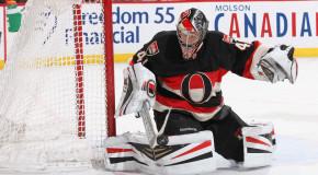Anderson, Senators Shut Down Caps- Highlights