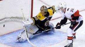 Game Day- Sens, Bruins Begin Weekend Series