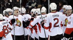 Sens Continue to Roll in Minny- Highlights
