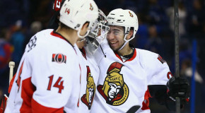 Sens Battle Back in St. Louis- Highlights