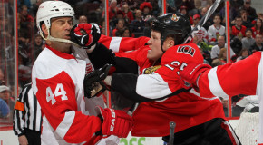 Game Day- Senators Host Alfredsson and the Wings