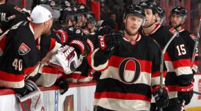 Senators Stun Stanley Cup Champs- Highlights