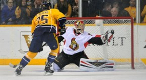 Game Day- Sens Continue Playoff Push vs. Nashville