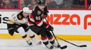 Karlsson Earns Masterton Nomination