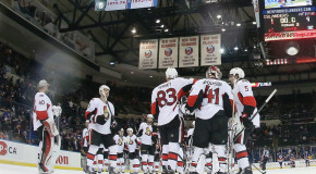 Spezza, Hemsky Lead Senators to Victory- Highlights