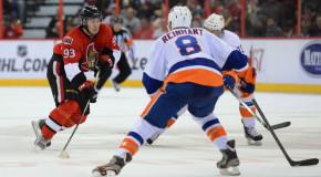 Game Day- Anderson Starts vs. Islanders