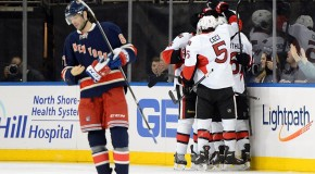 Sens Bounce Back at MSG- Highlights