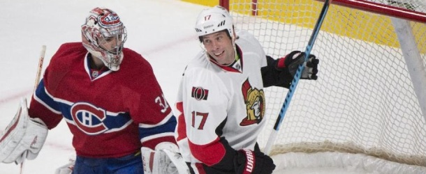 Senators Edge Habs in Preseason Finale