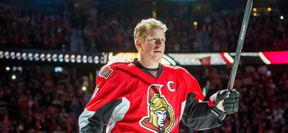 7d3821468 SensChirp - Remembering the Career of Daniel Alfredsson