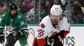 Dallas Showing Interest in Karlsson