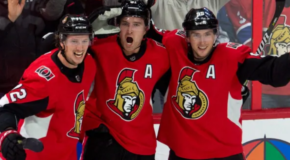 Stone Leads Senators Over Canadiens