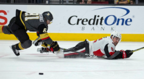 Game Day- Senators in Vegas to Visit Golden Knights