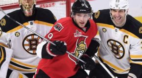Game Day- Senators, Bruins Battle at CTC