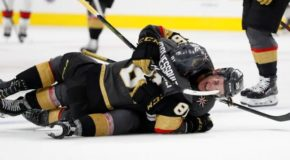 Senators Burgle a Point in Vegas