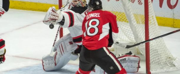 Game Day- Senators, Devils at the CTC