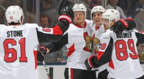 Game Day- Senators Begin Home-and-Home vs. Canadiens