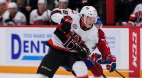 Senators Recall Balcers from AHL