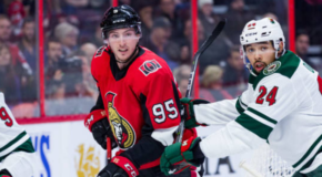 Game Day- Nilsson Makes Ottawa Debut vs. Wild