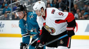 Game Day- Senators Finish California Trip in San Jose