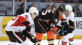 Game Day- Senators Begin Western Swing in Anaheim
