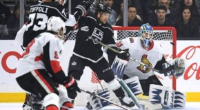 Nilsson, Senators Dethrone Kings